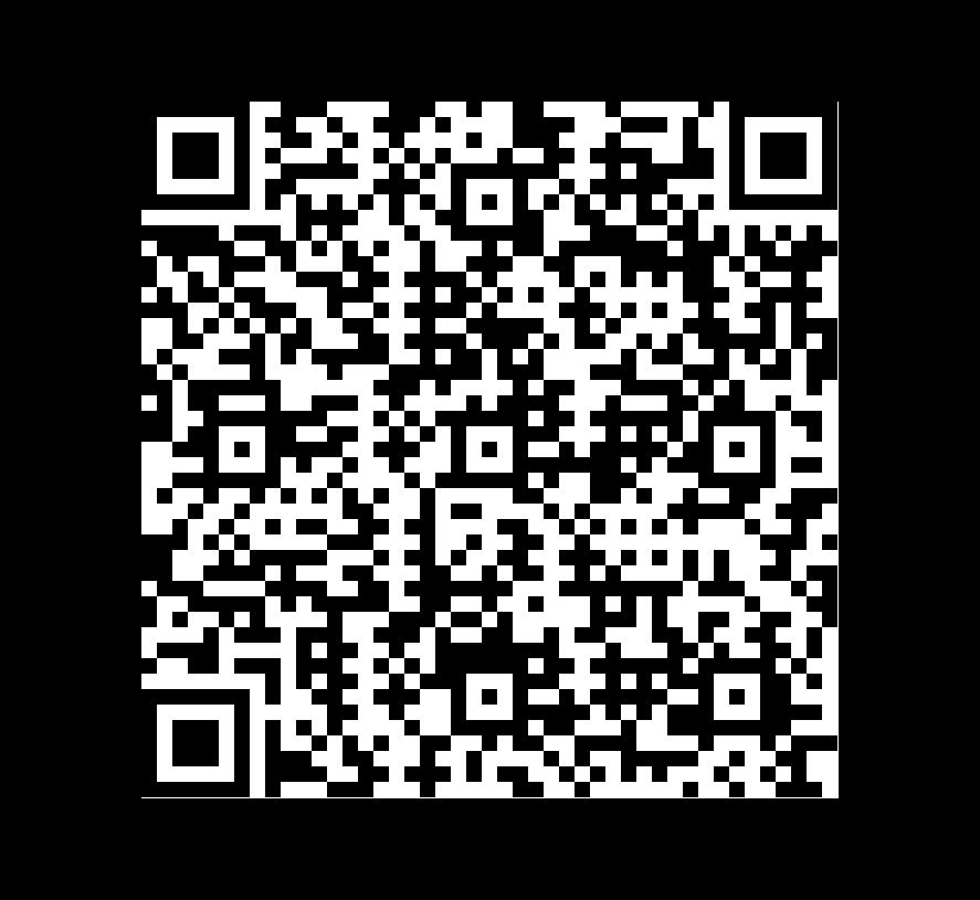 QR Code de Mármol Negro Marquina