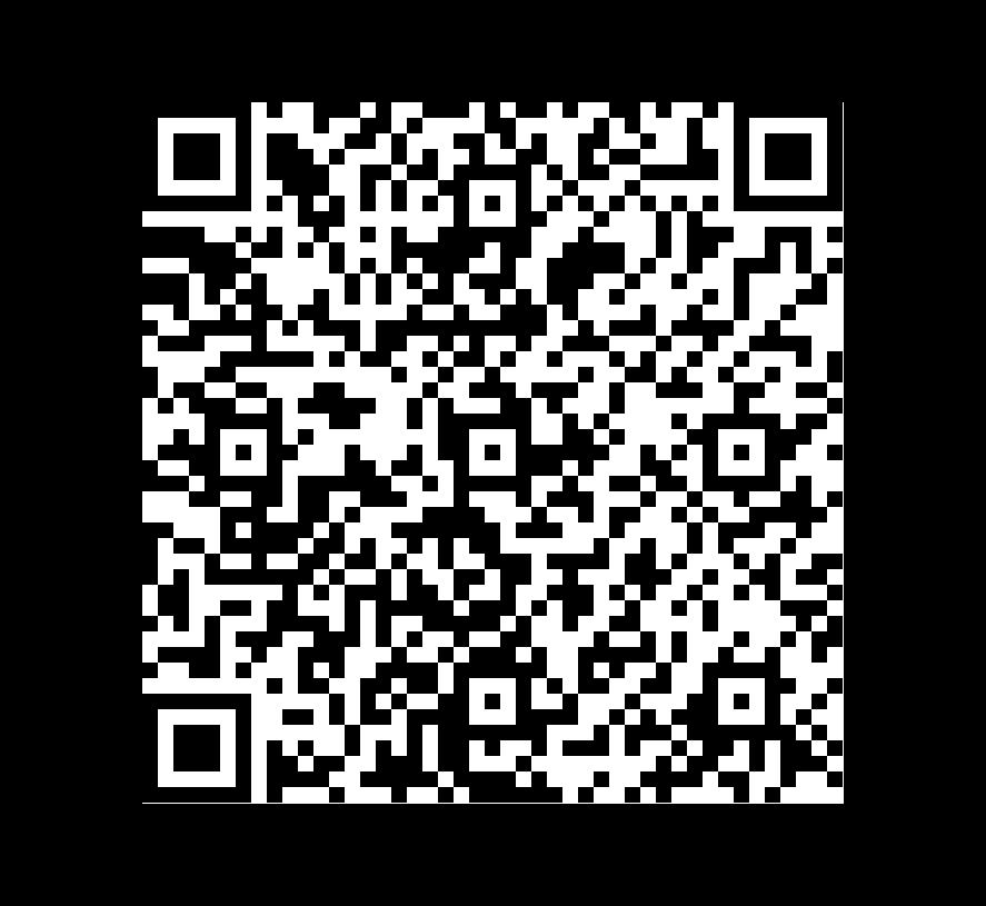 QR Code de Mármol Indira Black Anticado