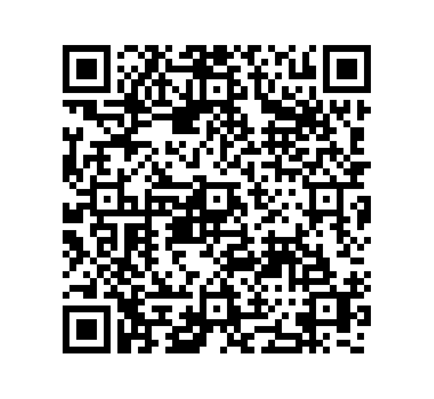 QR Code de Mármol Blanco Perlino Cross Cut Envejecido