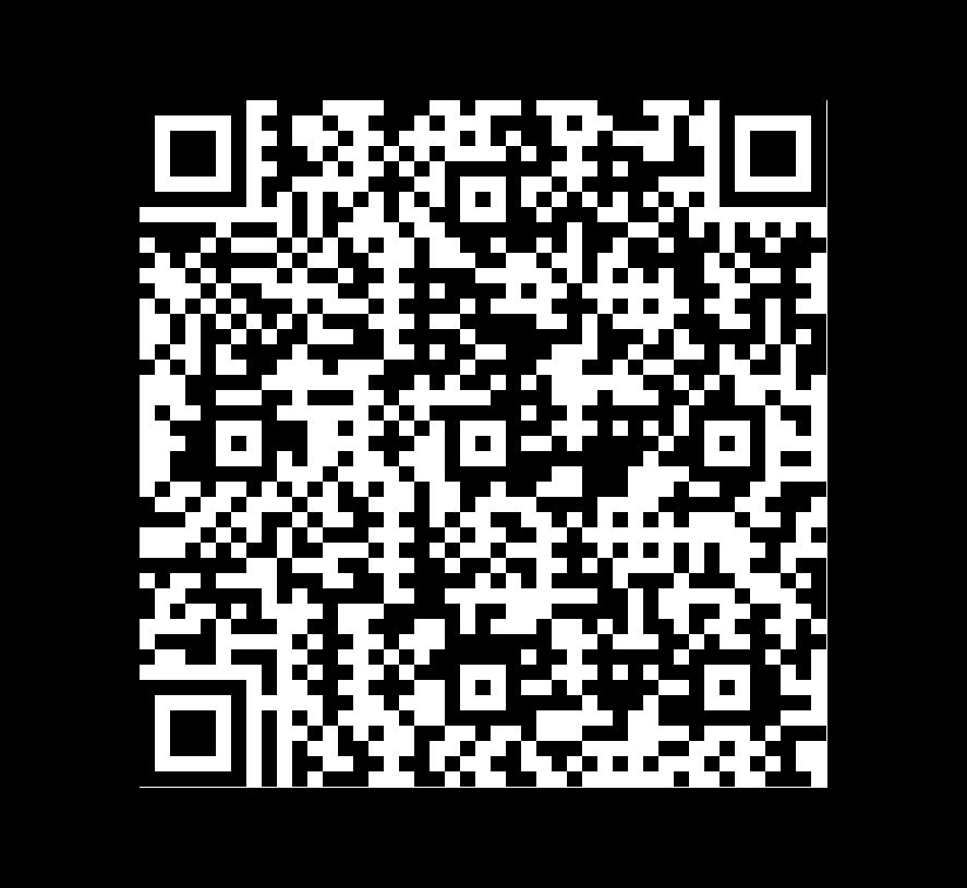 QR Code de Quarzo Petrified Wood Black