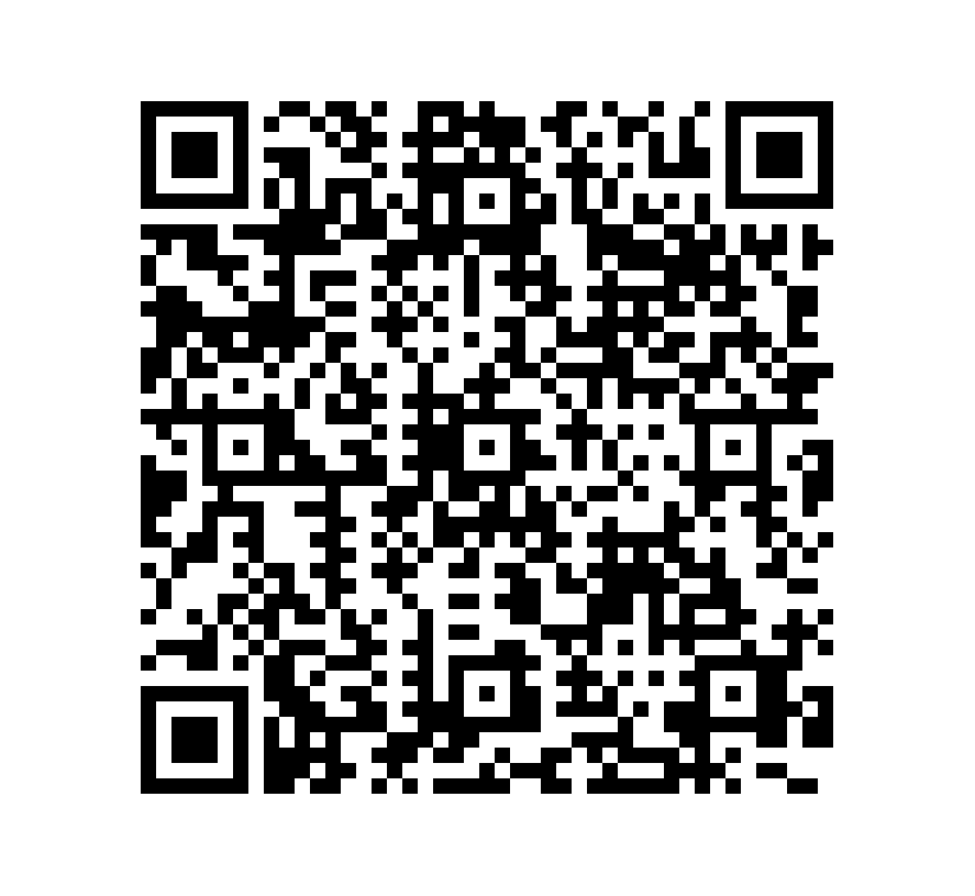 QR Code de Mármol Trav.Silver Blue