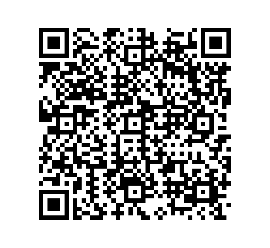 QR Code de Mármol Star White