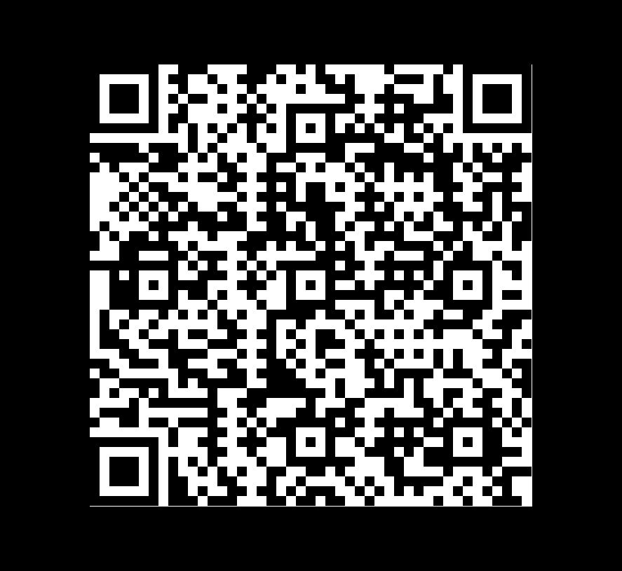 QR Code de Mármol Wood Stone Black Extra