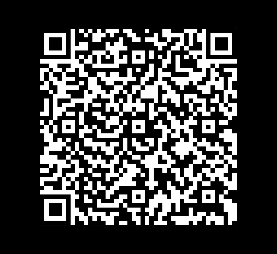 QR Code de Mármol Wood Stone Black Extra Partida única