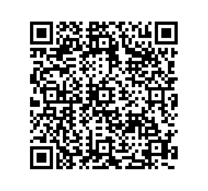 QR Code de Mármol Blanco Aurora