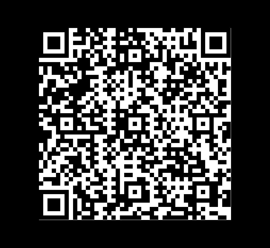 QR Code de Moldura Chocolate Cane