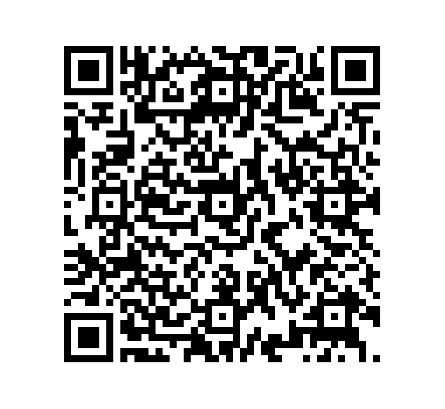 QR Code de Mármol Travertino Peach Honeado Extra
