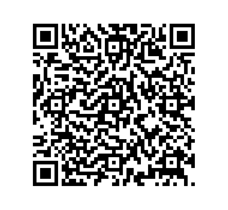 QR Code de Mármol Travertino Dorado
