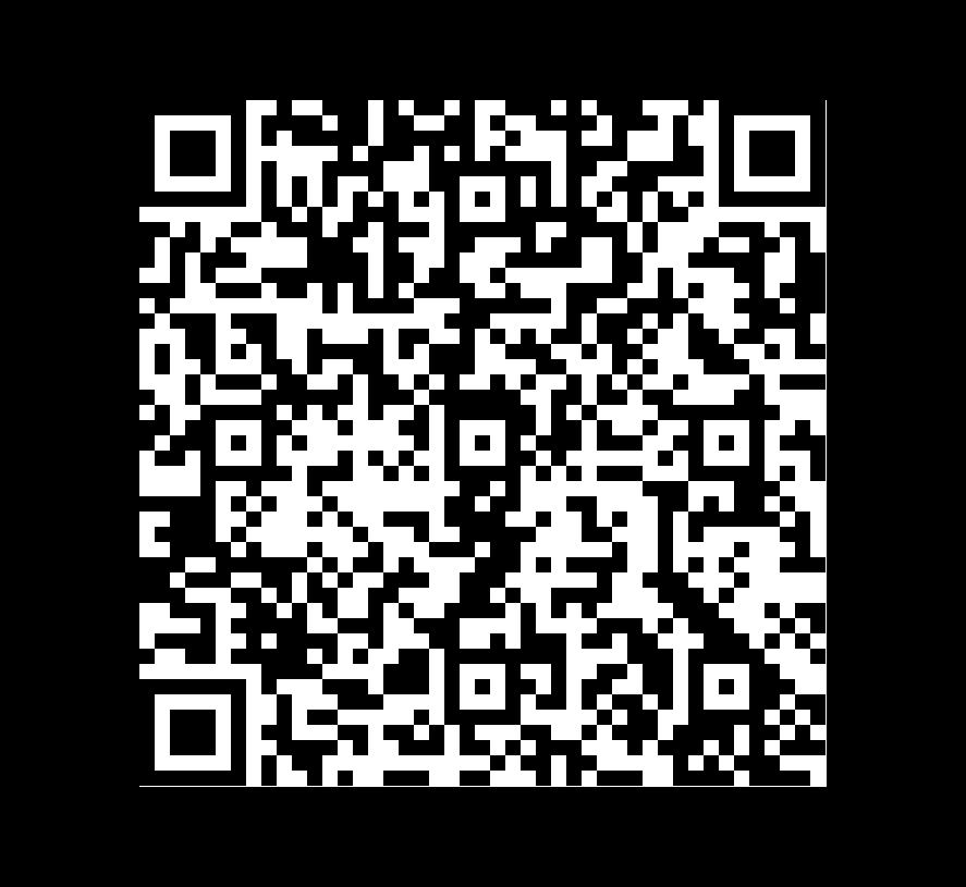 QR Code de Mármol Negro Sefaradi