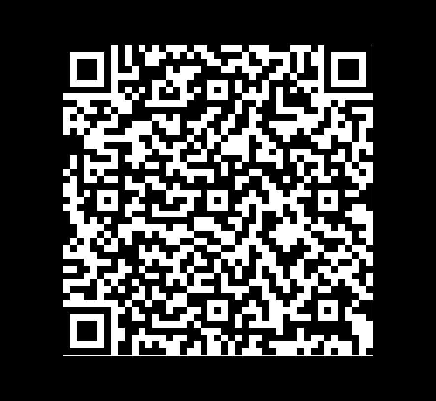 QR Code de Mármol Negro Monterrey Veta Blanca