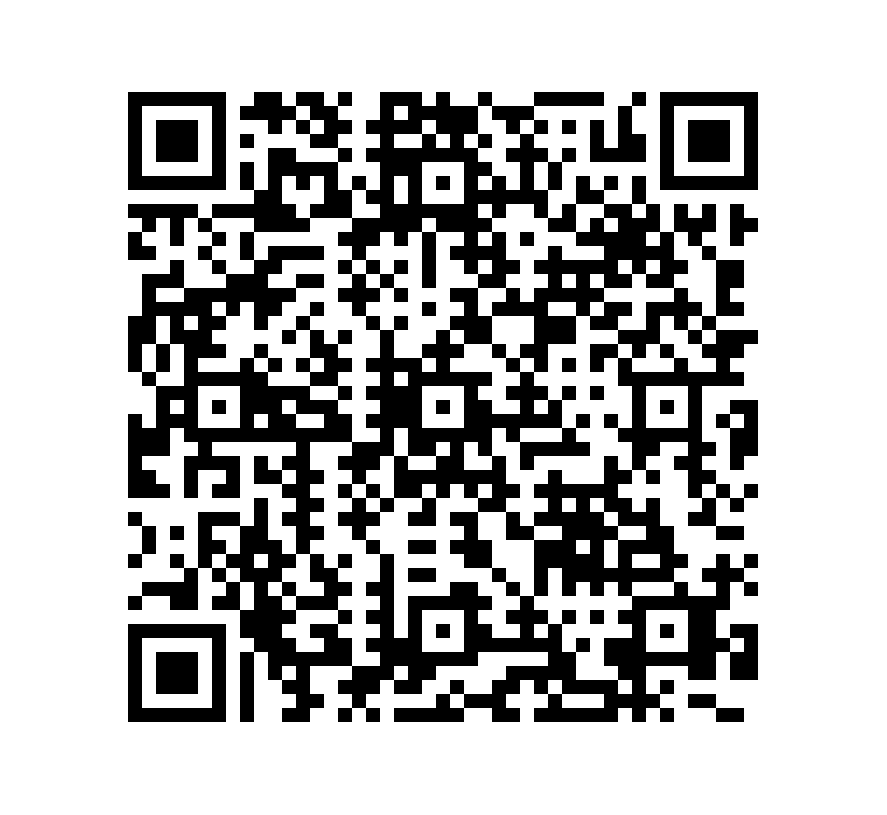 QR Code de Mosaico Vitreo Minimal
