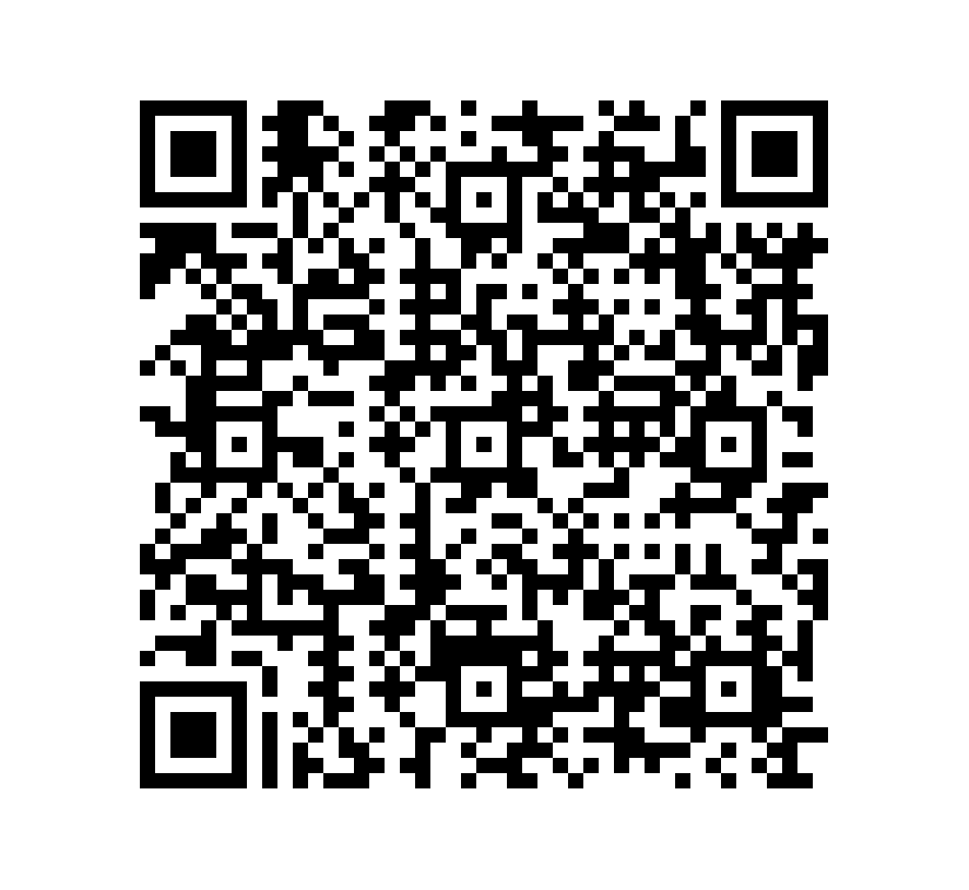QR Code de Ovalin Grande Onix Amorfo