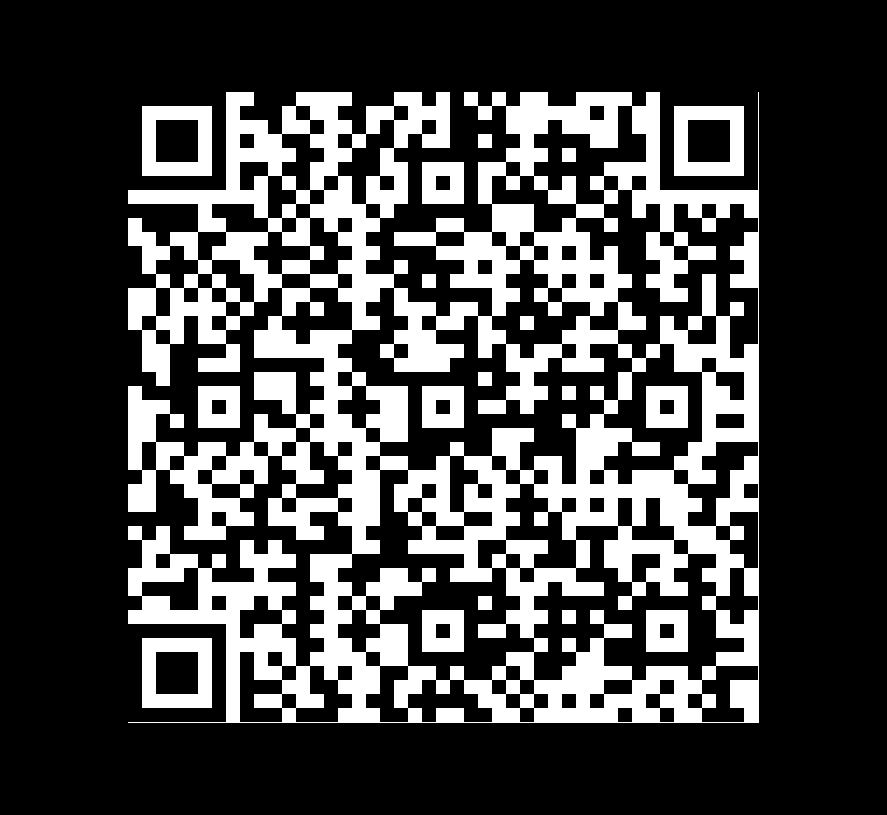 QR Code de Piedra Medallon Dif. Colores Chica