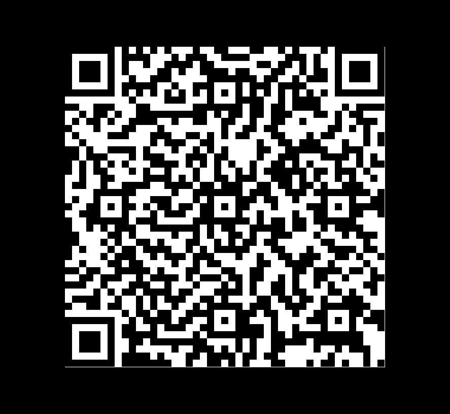QR Code de Piedra Medallon Amarilla Mediana