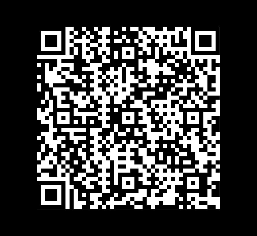 QR Code de Pizarra Gold Green Calibrada