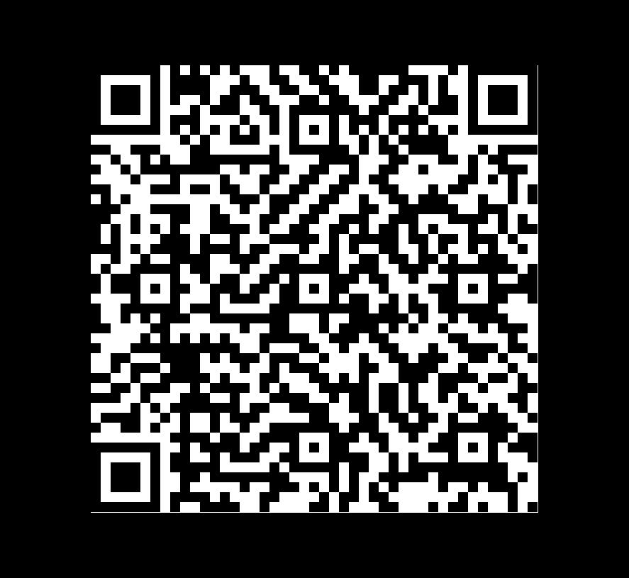 QR Code de Pizarra Multicolor