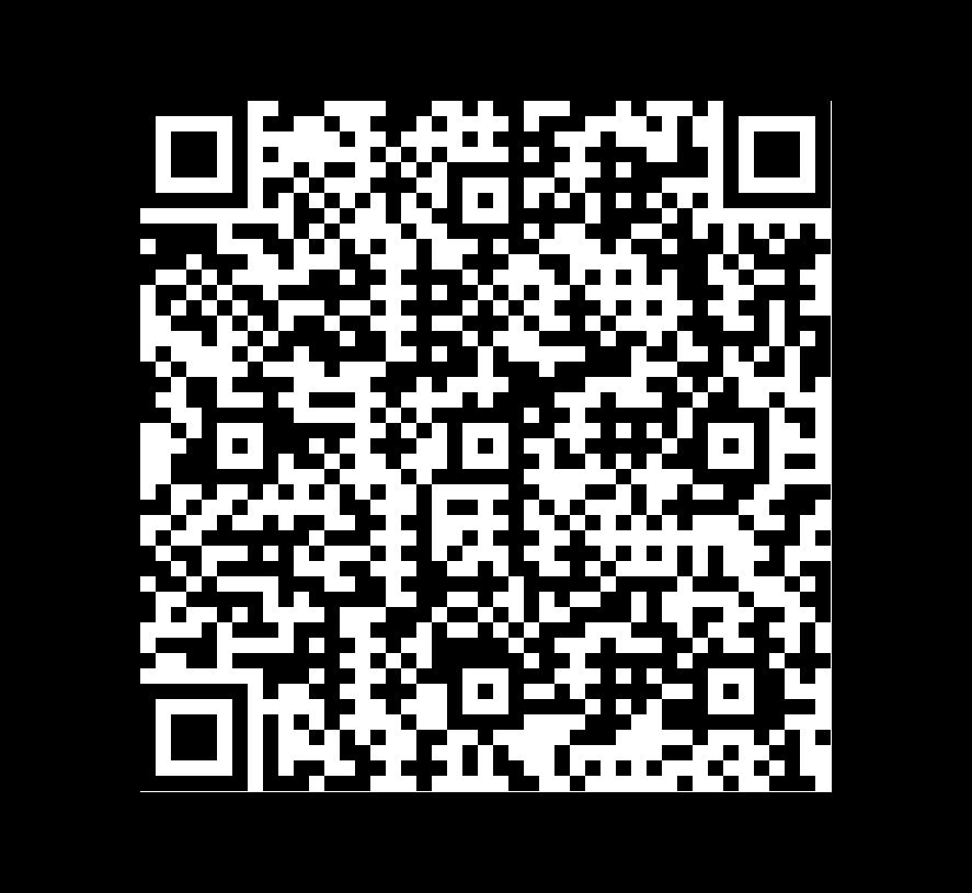 QR Code de Pizarra Black Jak
