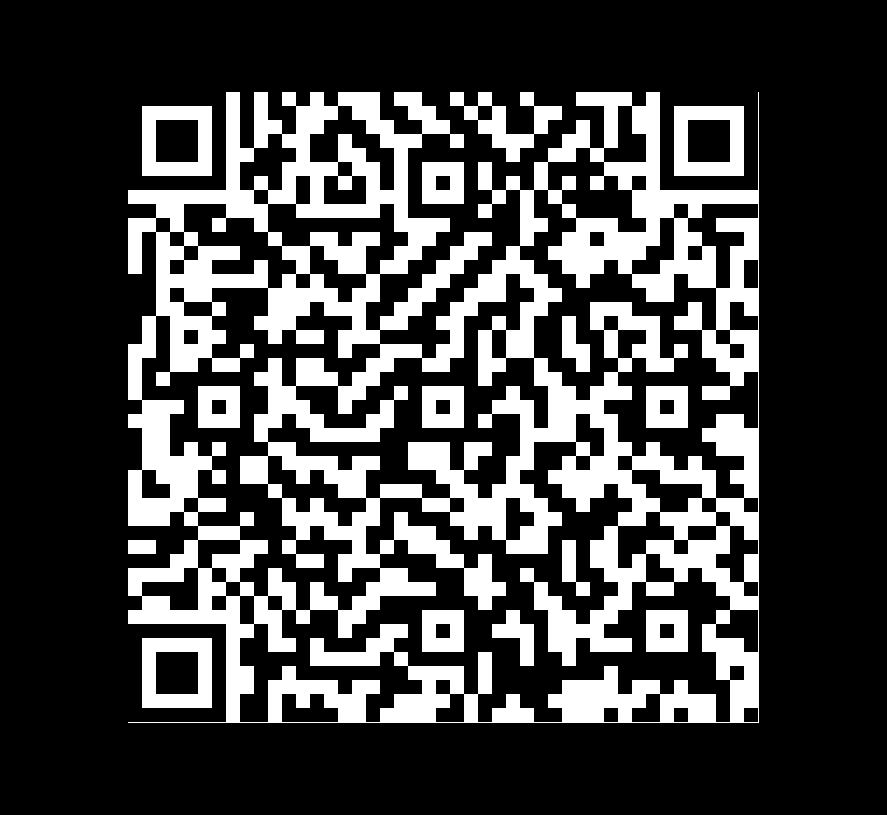 QR Code de Pizarra Black Lime