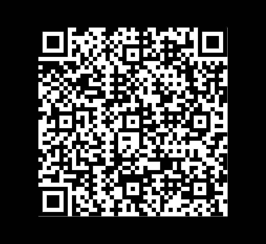 QR Code de Pizarra Rustic Gold