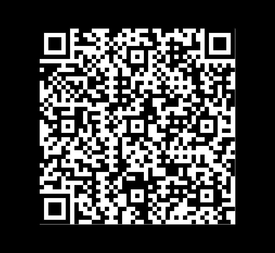 QR Code de Pizarra Multicolor Pavers