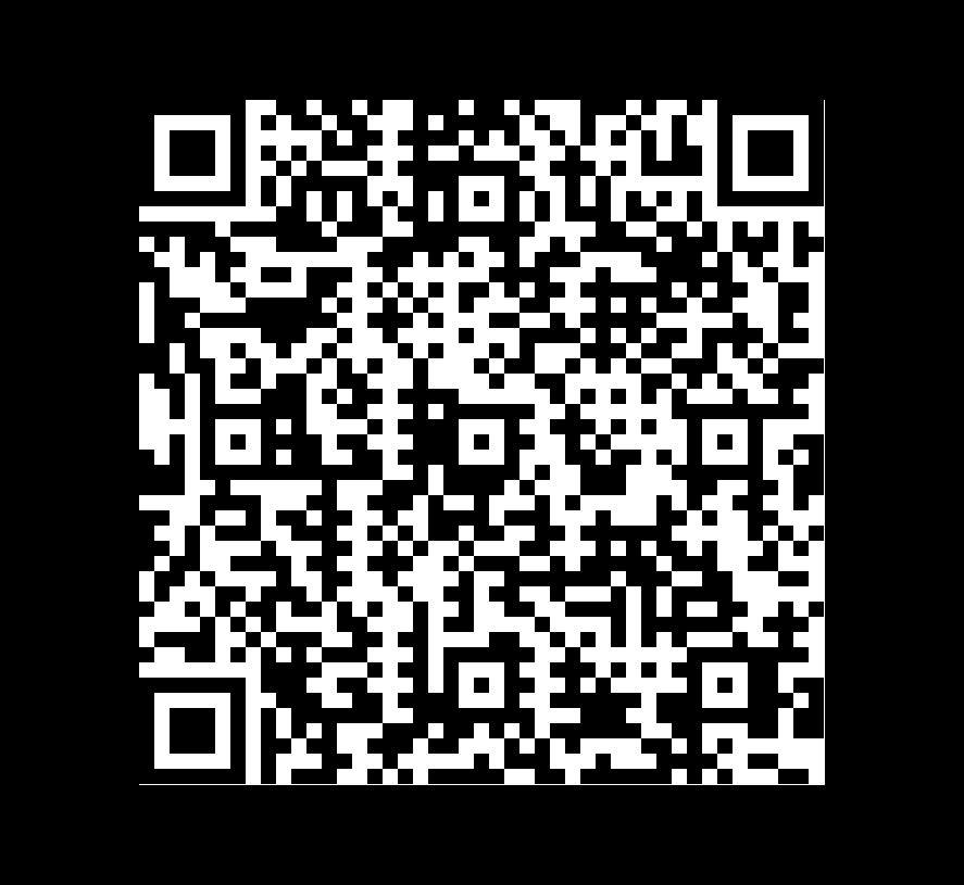 QR Code de Cuarcita Feng Shui Black