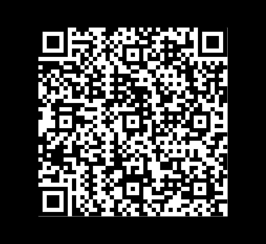 QR Code de Pizarra Silver Shine Panels