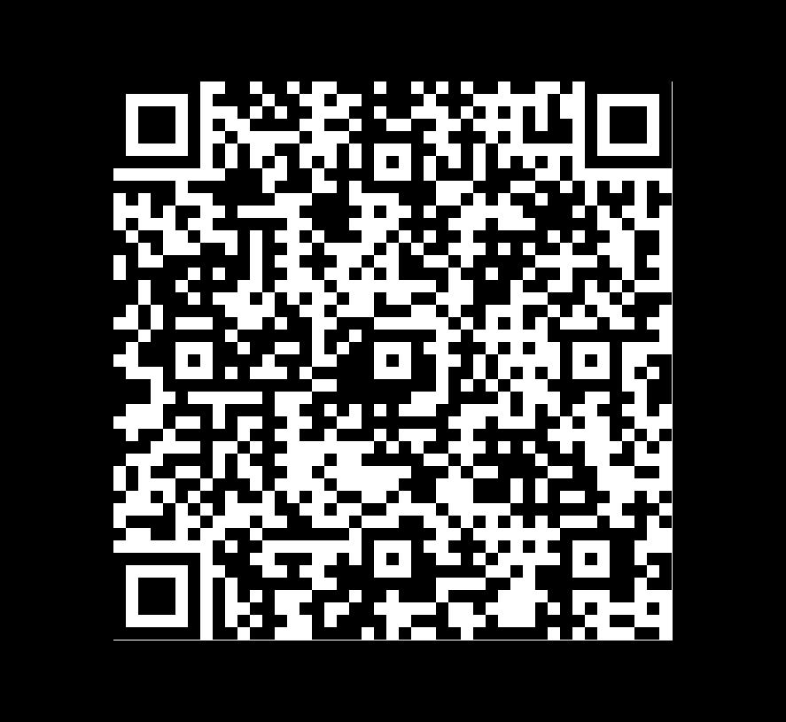 QR Code de Pizarra Silver Shine Ministrips Panels