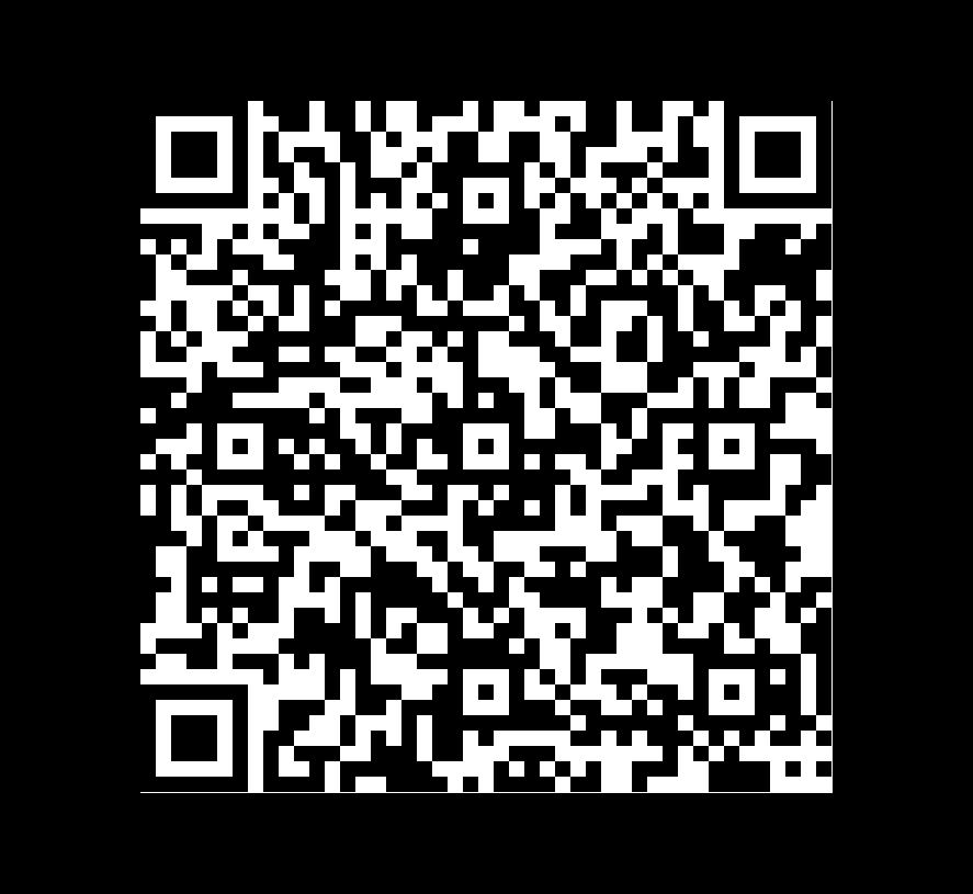 QR Code de Pizarra Tandur Yellow Patrones