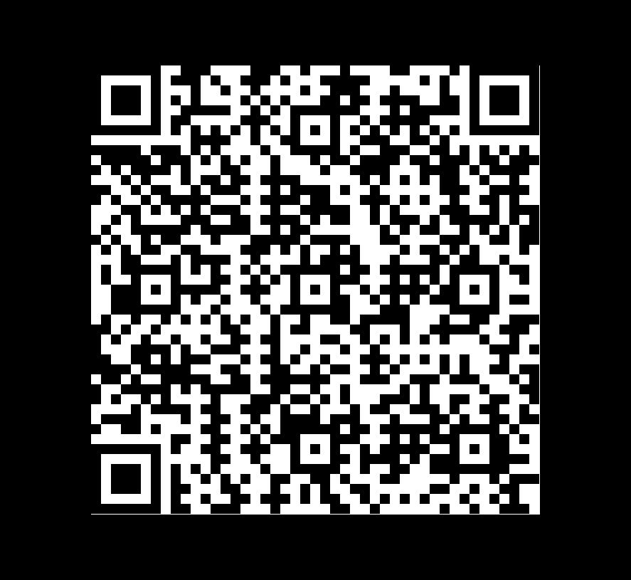 QR Code de Piedra Santa Buzardeado