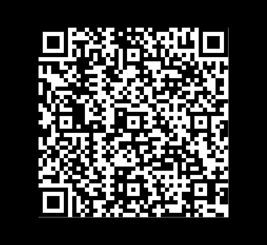 QR Code de Sandstone Orvic Black