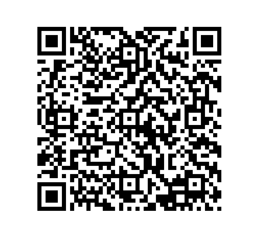 QR Code de Limestone Black With Brass Monet Collection