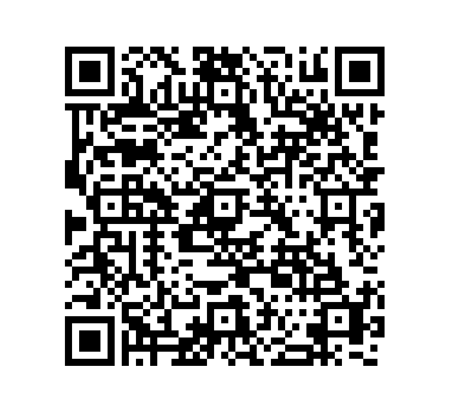 QR Code de Limestone Black With Gold Animailer Collection