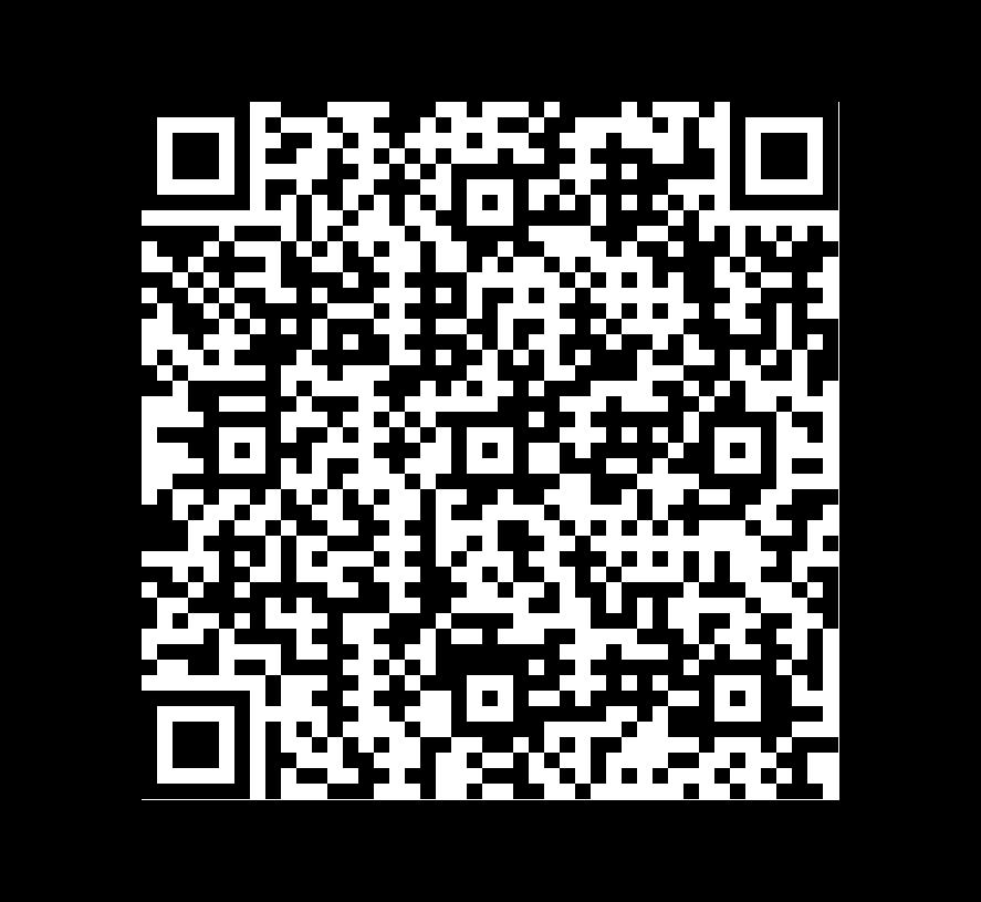 QR Code de Pizarra Montauk Black Calibrada
