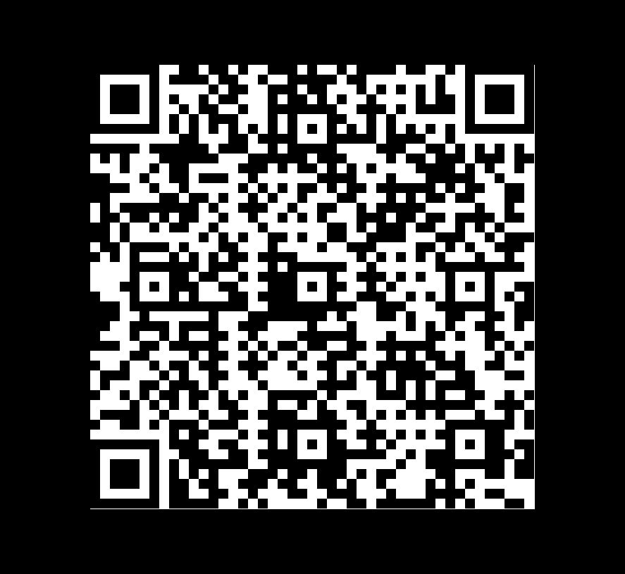 QR Code de Pizarra Montauk Black Escobada