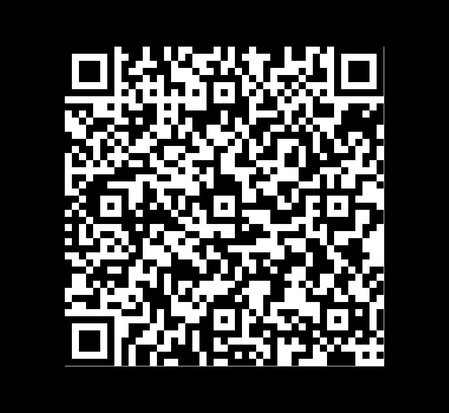 QR Code de Pizarra Montauk Blue