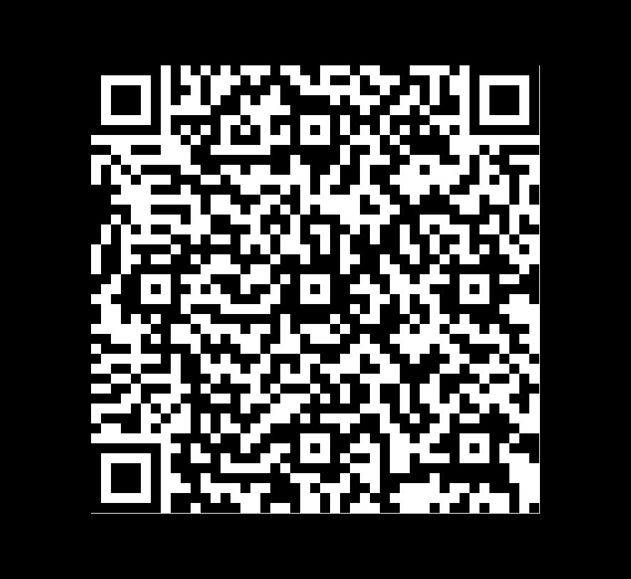 QR Code de Pizarra Mesh Pattern Zeera Multi