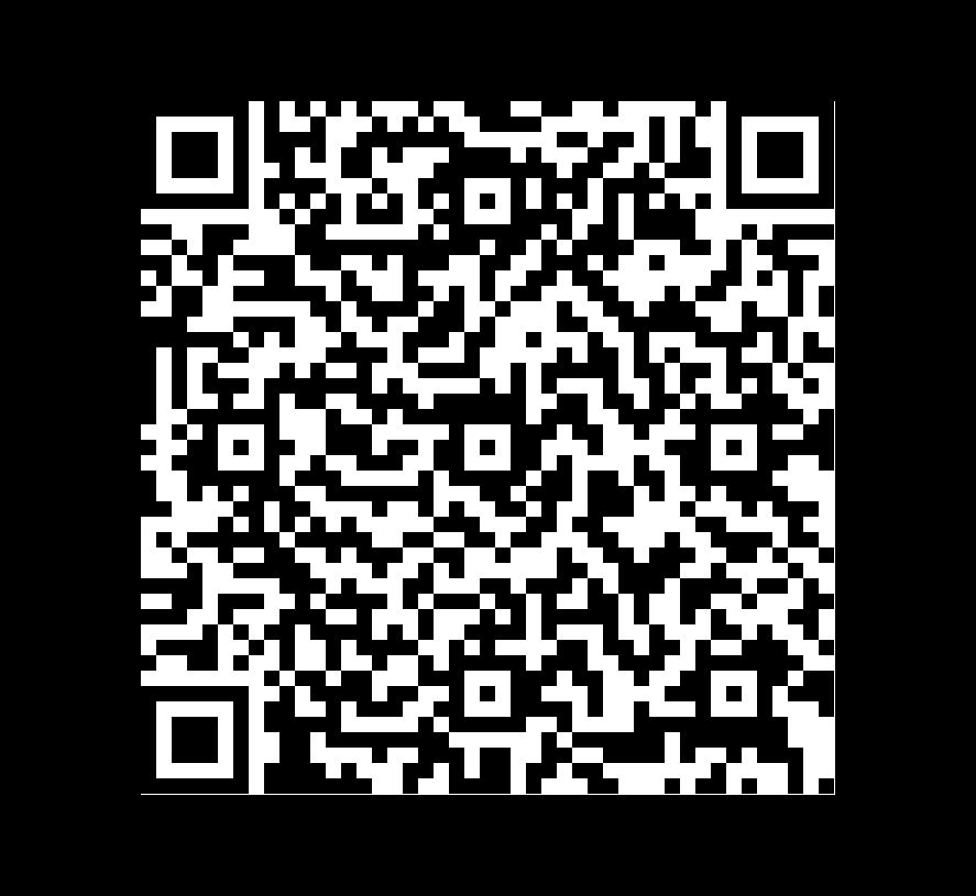 QR Code de Lavabo Quarzo Orange Oblique Gloss