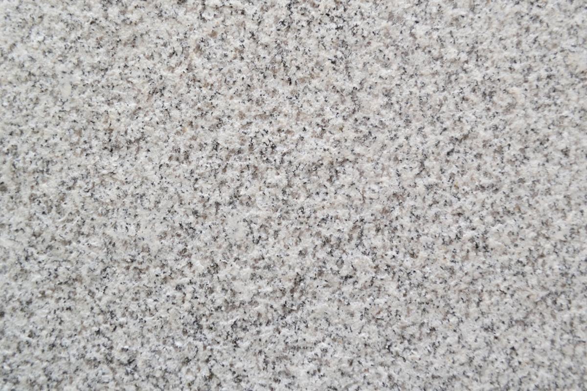 Granito White Pearl Flameado
