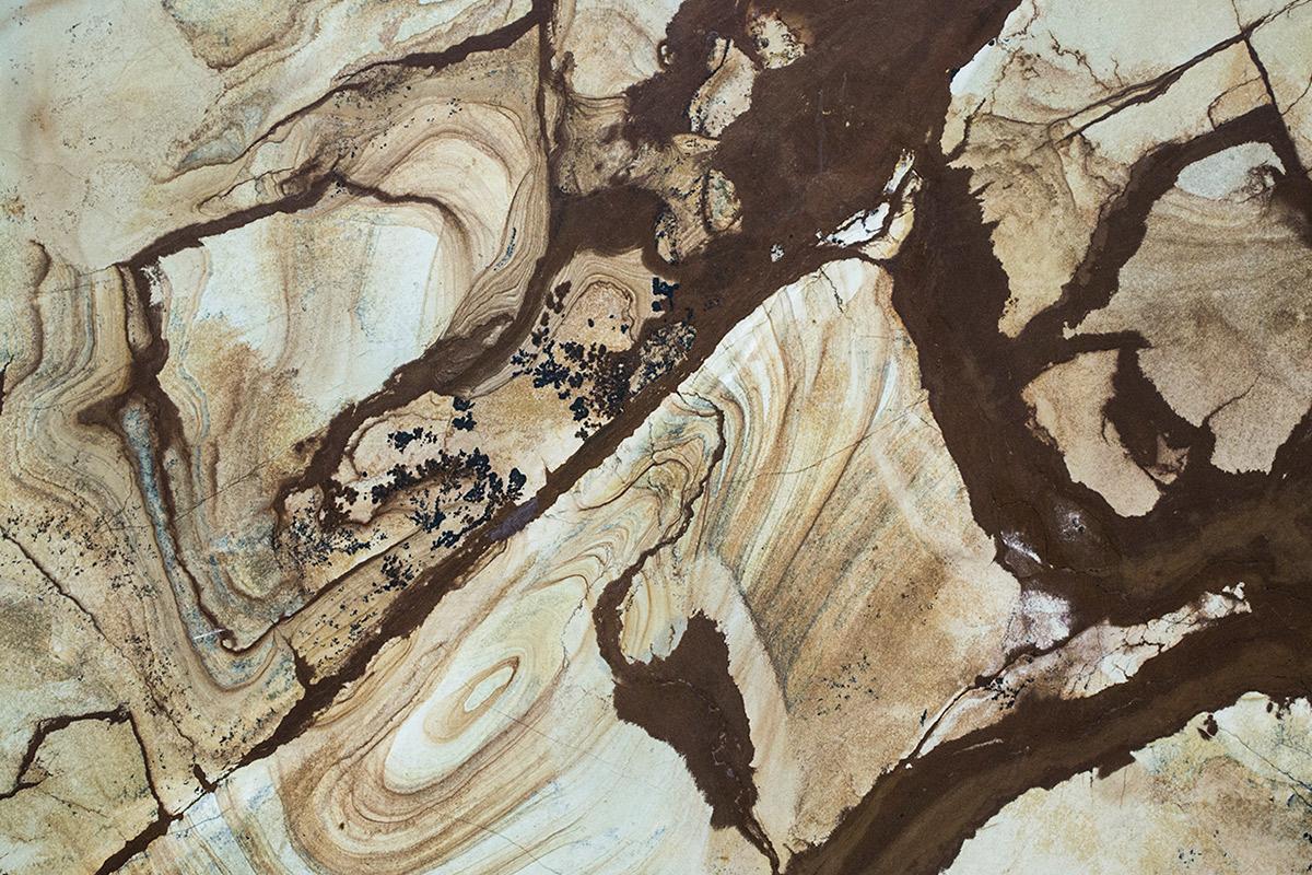 Cuarcita Wood Stone Pulido Brillado