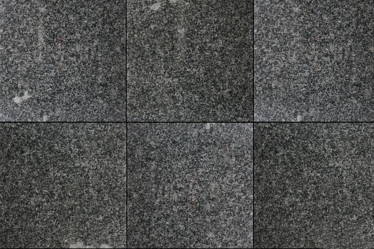 Granito negro impala m rmoles puente for Piso de marmol negro
