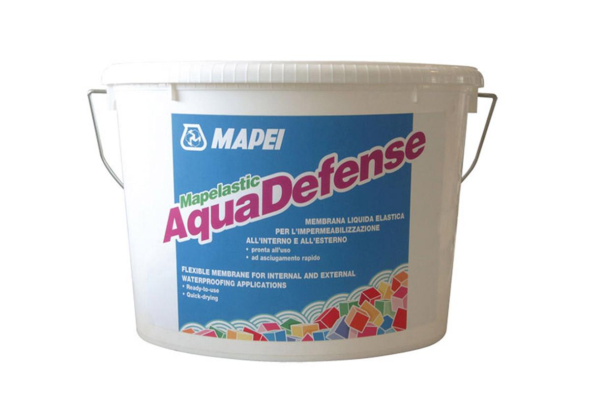 Membrana Impermeabilizante Aqua Defense