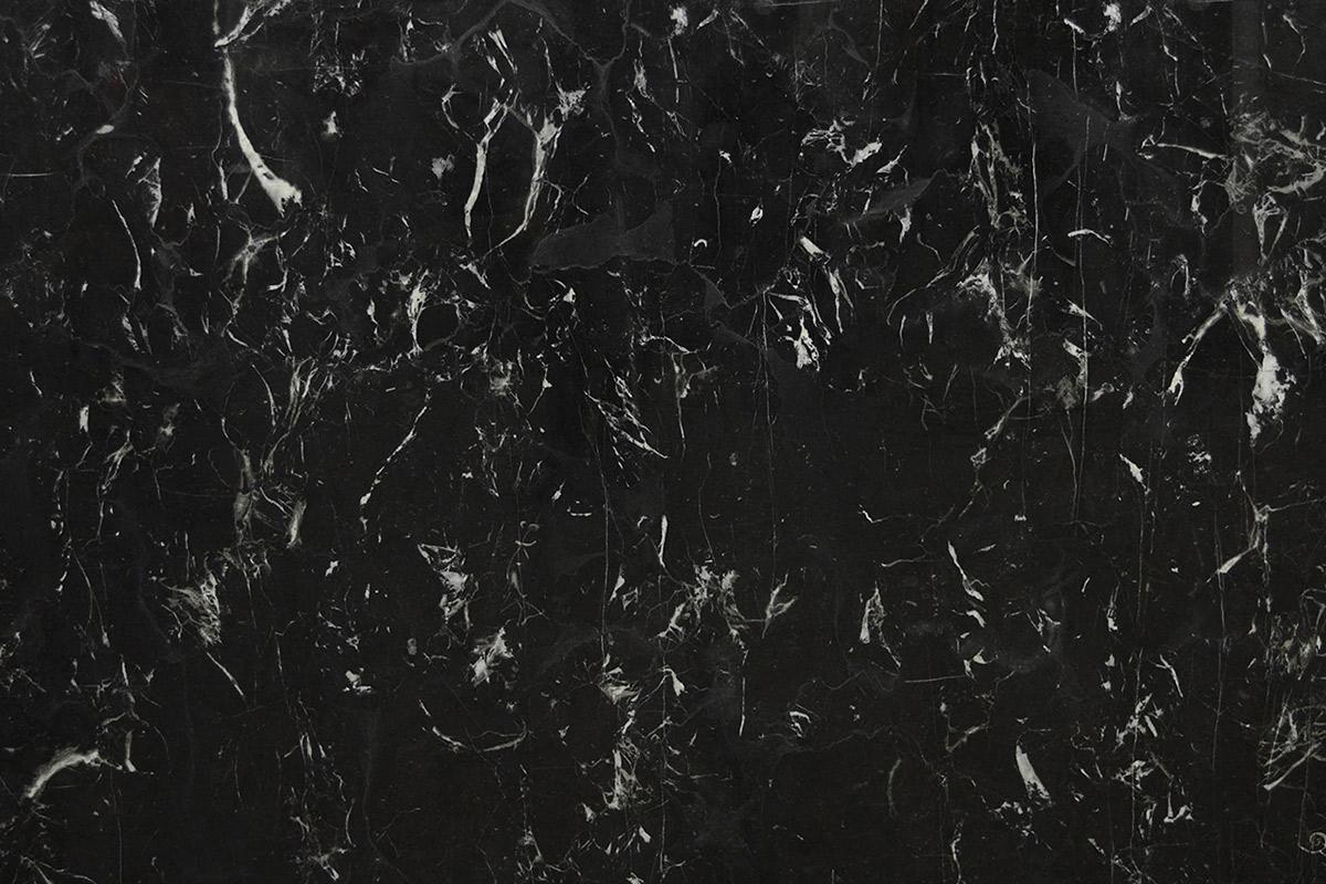 Mármol Black Flower