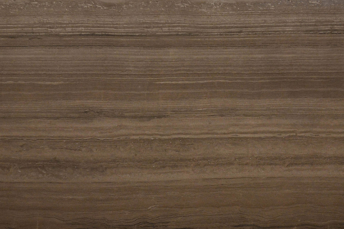 Mármol Wood Stone Brown C/Veta