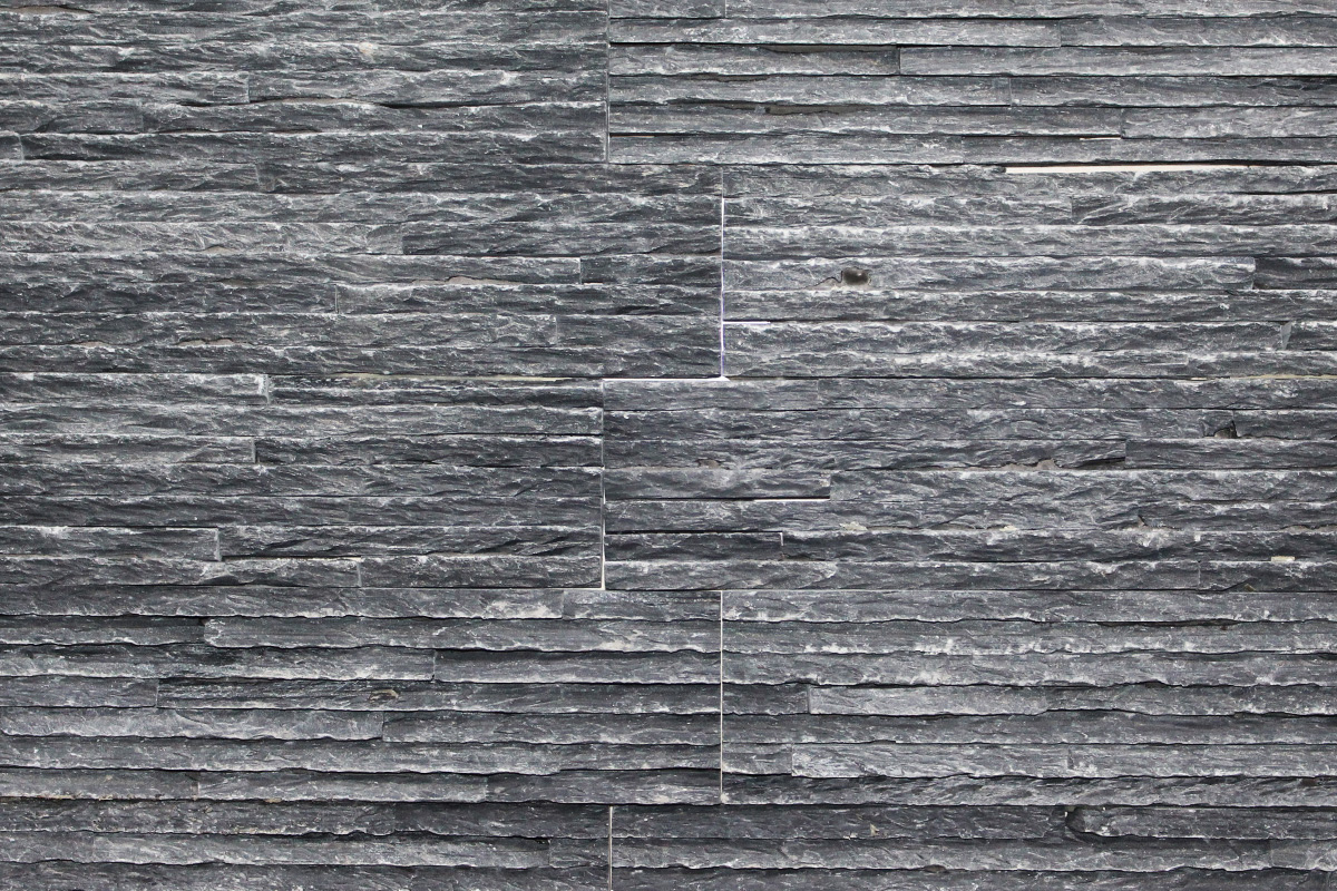 Cuarcita Charcoal Ministrips Panels