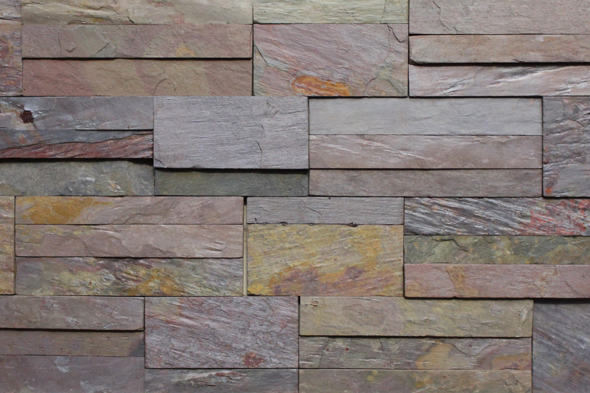 Pizarra Rustic Ledgestone Panels