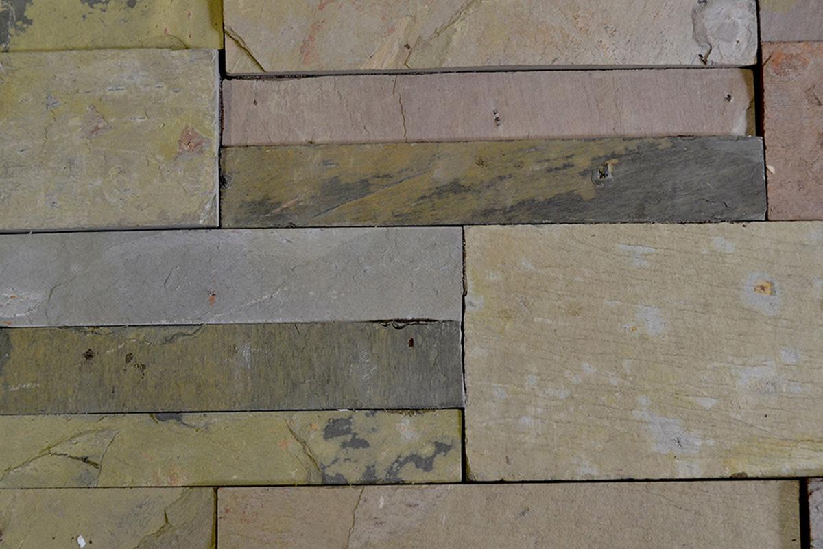 Pizarra Autumn Ledgestone Panels