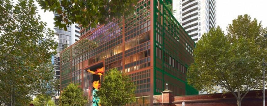 Primera torre de Jean Nouvel en Melbourne