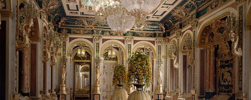 Características de la arquitectura del barroco