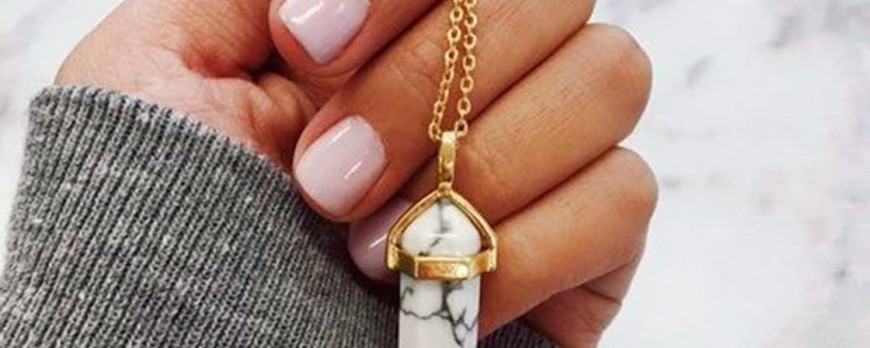 El mármol como accesorio
