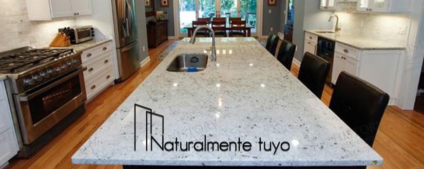 Granito Blanco Pitaya, un clásico brasileño ideal para interiores